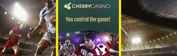 Sportsbetting hos Cherry Sport